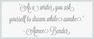 Aimee Bender Quote
